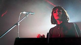 Helen Marnie - Helen Marnie live at the Arches, Glasgow, 2011