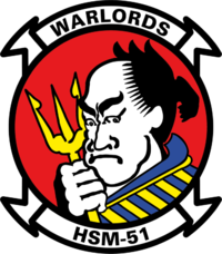 Helicopter Maritime Strike Squadron 51 (US Navy) insignia 2016.png