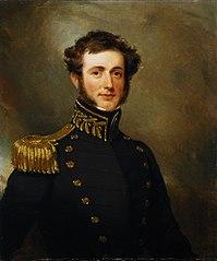 Lieutenant Philip Augustus Stockton