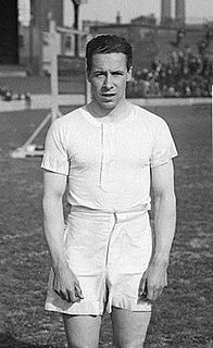 Henry Macintosh Scottish track and field athlete