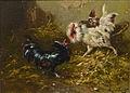 Henry Schouten - Twee hanen.JPG