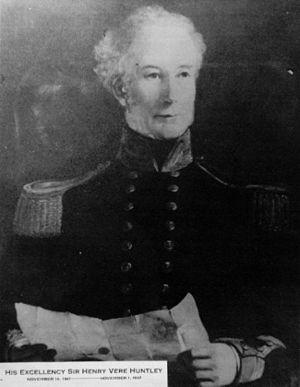 Henry Vere Huntley