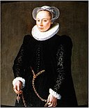 Herman van der Mast - Portrait of a woman aged 24 in 1587.jpg