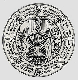 Magnus, Duke of Holstein - Image: Hertsog Magnuse pitsat