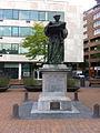 Het Erasmus standbeeld Rotterdam.jpg