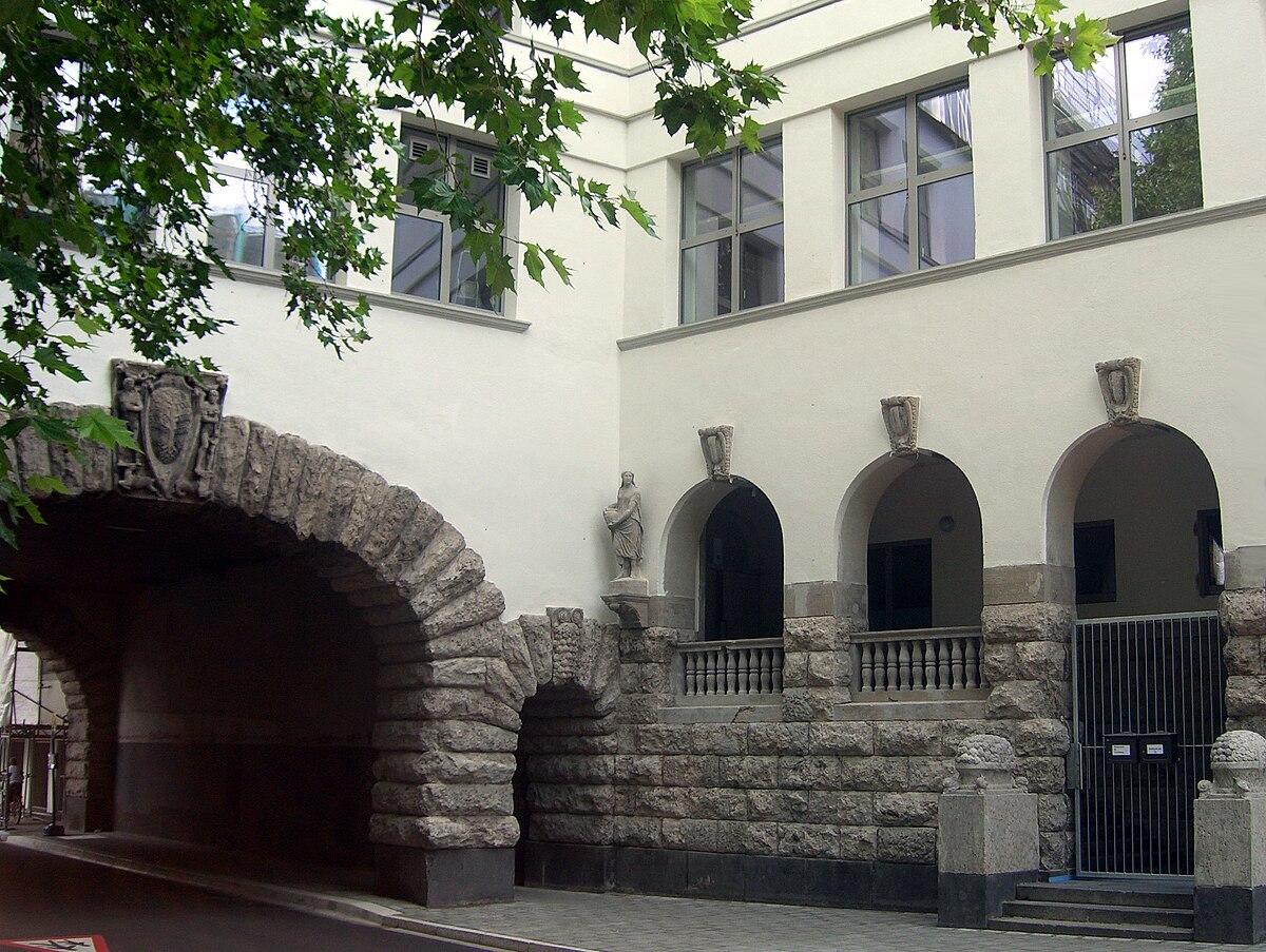 Hochschule f r gestaltung offenbach am main wikipedia for Hfg offenbach