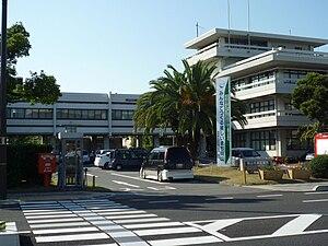Higashi-ku, Okayama - Higashi ward office