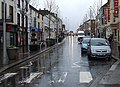 High Street in the rain, Omagh - geograph.org.uk - 1145893.jpg