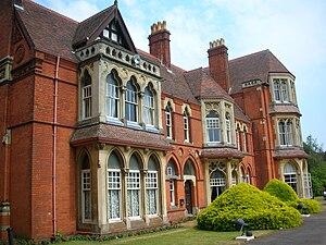 Highbury, Birmingham - Highbury Hall