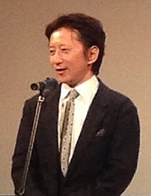 Description de l'image Hirohiko Araki 2013 - cropped.jpg.