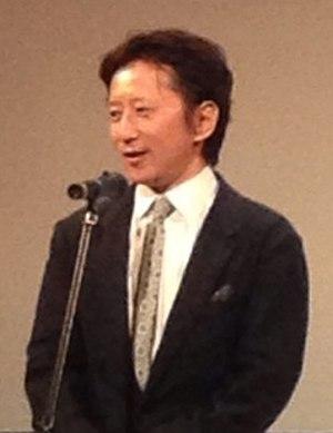 JoJo's Bizarre Adventure - Image: Hirohiko Araki 2013 cropped