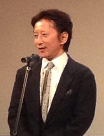 Picture of an author: Hirohiko Araki