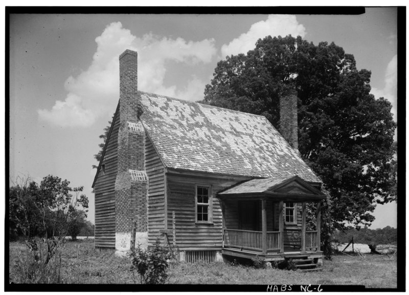 File:Historic American Buildings Survey, C.O. Greene, Photographer June 7, 1940 VIEW FROM WEST. - Cascine, State Route 1702, Louisburg, Franklin County, NC HABS NC,35-LOUBU.V,1-3.tif