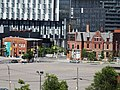 Historic buildings flank the entrance to the Canary District, 2016 07 18 (3).JPG - panoramio.jpg