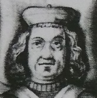 Otto II, Margrave of Meissen - 17th century depiction