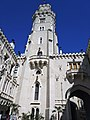 Hluboka Castle Tower.jpg