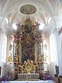 Hochaltar, Heilig Kreuz Kirche, Donauwoerth - geo.hlipp.de - 22208.jpg