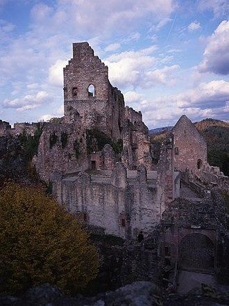 Hochburg - Detail