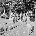 Hofesh padvinders maken zich gereed om op vakantie te gaan, Bestanddeelnr 255-4496.jpg