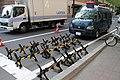 Hokkaido Pref. Police Low Visibility Van during 2010 APEC.jpg