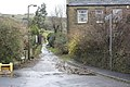 Hollin Hall Lane, Golcar - geograph.org.uk - 1593540.jpg