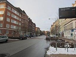 Wiker Straße in Kiel