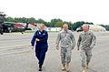 Homeland Security military adviser visits Vibrant Response 130803-A-XX999-002.jpg