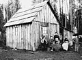 Homestead on the Hoquiam River, probably between 1890 and 1900 (WASTATE 573).jpeg