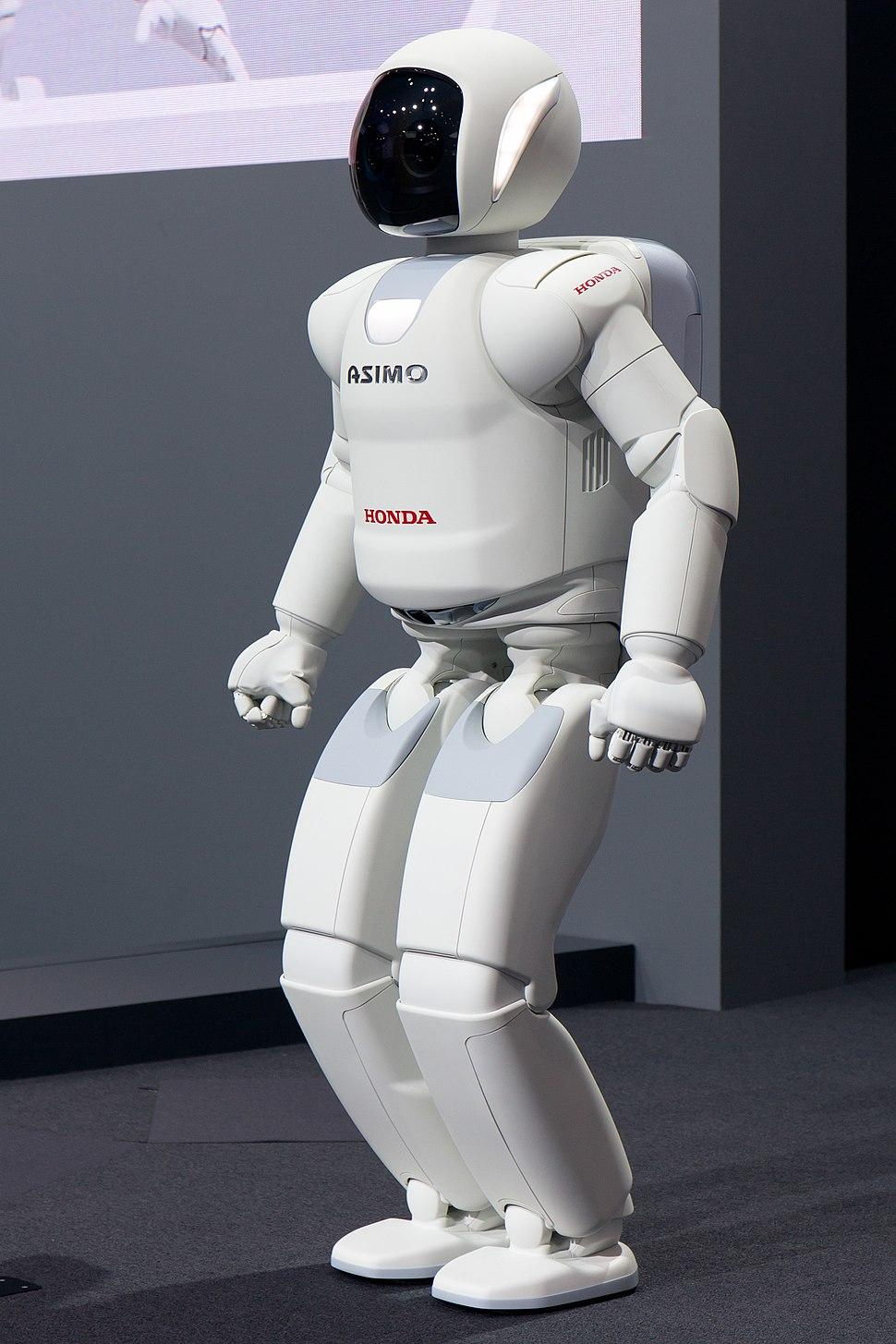 Honda ASIMO (ver. 2011) 2013 Tokyo Motor Show