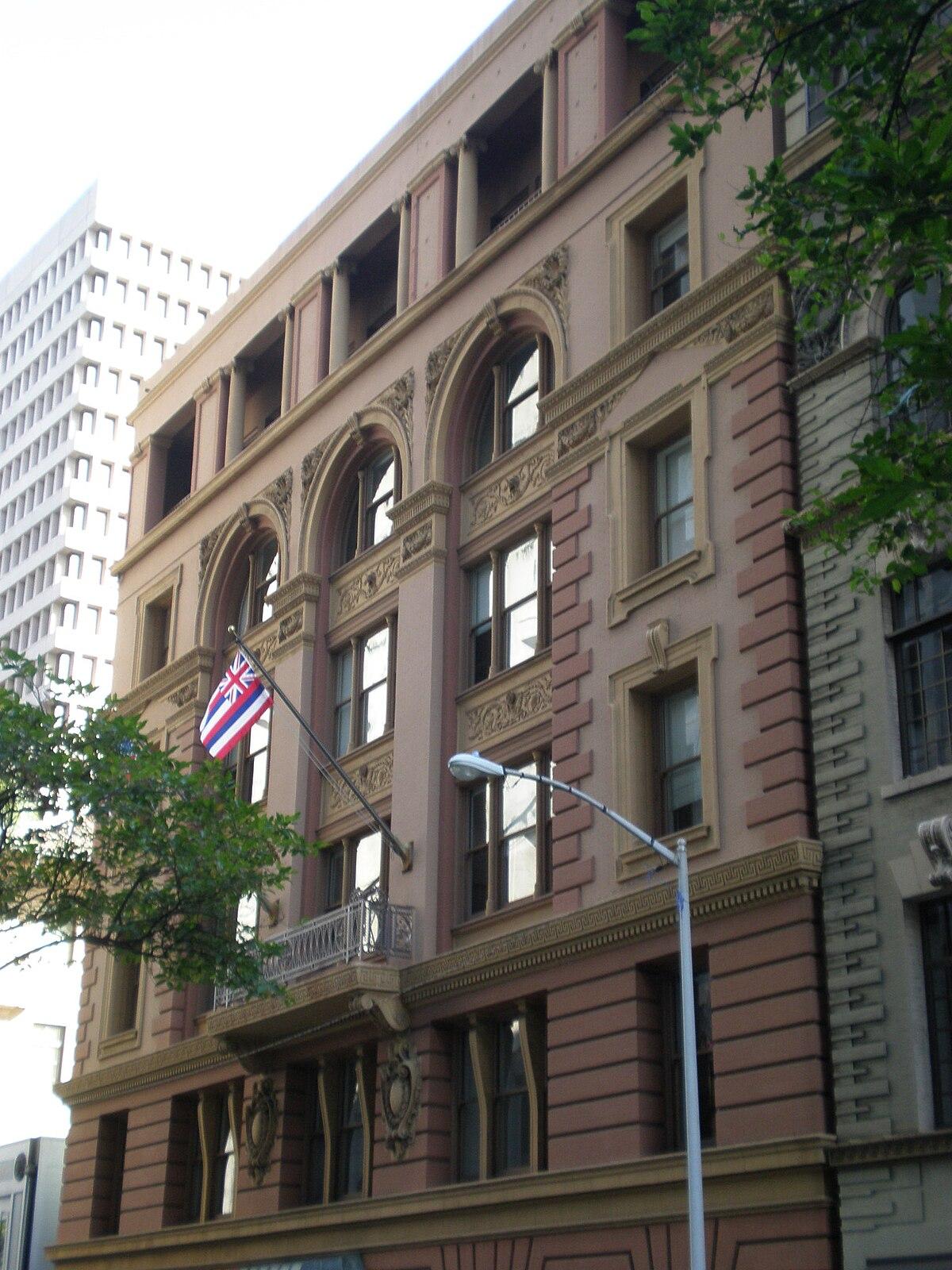 Stangenwald Building Wikipedia