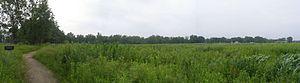 Hoosier Prairie State Nature Preserve - Image: Hoosier Prairie (old field)