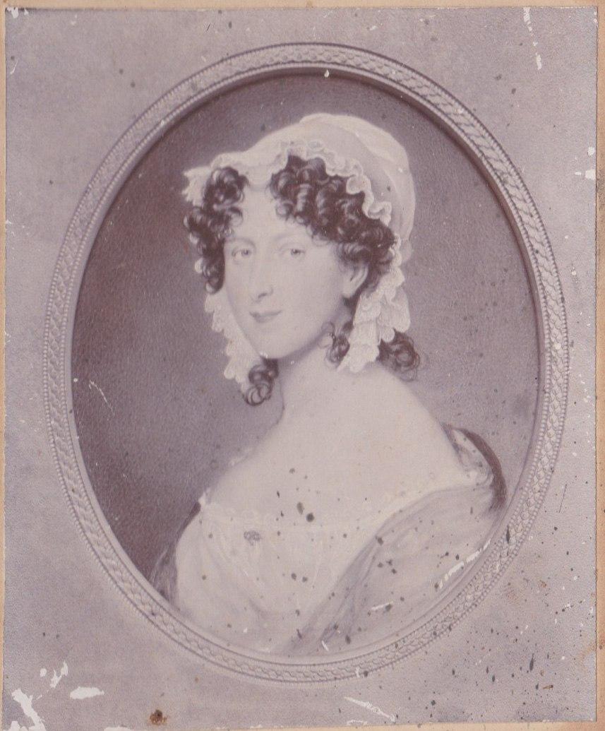Horatia Ward née Nelson