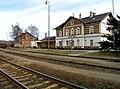 Horní Bříza, railway station.jpg