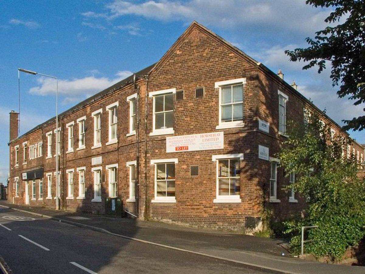 Horsehay Works Offices - geograph.org.uk - 905905.jpg