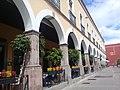 Hotel en Plaza de la Constitución, Querétaro.jpg