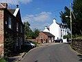 Houses Near Dilhorne Church - geograph.org.uk - 534248.jpg