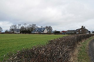 Wolfhill Human settlement in Scotland