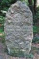 Hraniční kámen Národního parku České Švýcarsko na rozcestí Hájenky u Janova (Q78787978) 01.jpg