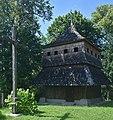 Hrebenne, cerkiew św. Mikołaja, dzwonnica (HB14).jpg