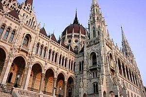 English: Hungarian Parlamanet Budapest