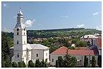 Église réformée hongroise de Szilágycseh - Szilágycsehi Református Templom - Biserica Reformată din Cehu-Silvaniei.jpg