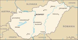 Geography of Hungary - Hungary