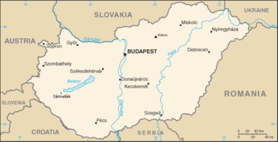 Hungary-CIA WFB Map.png
