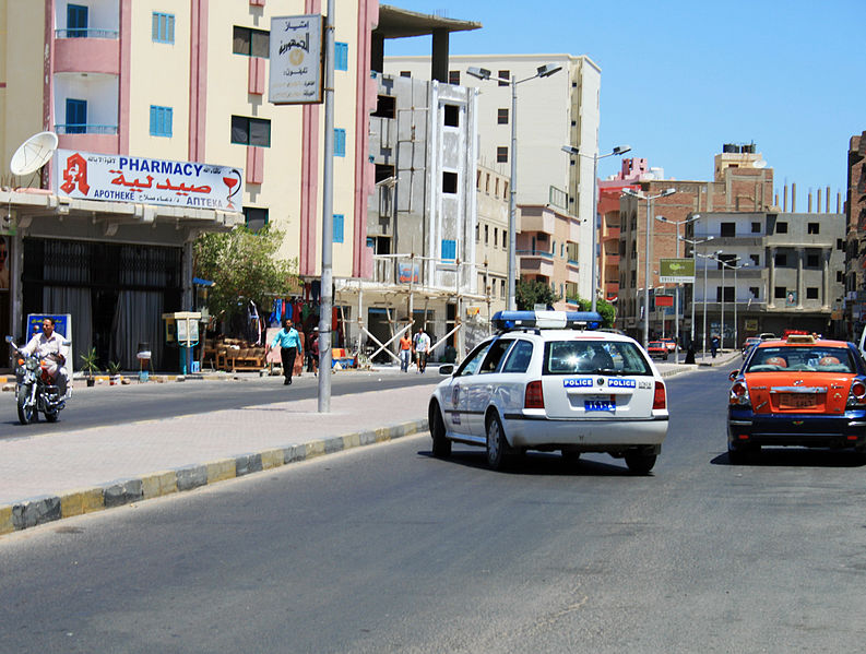 File:Hurghada police car 1.jpg