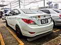 Hyundai Accent Blue (RB) in Thailand Rear.jpg