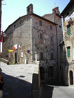 Campiglia Marittima Comune in Tuscany, Italy