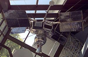 Explorer 33 - Image: IMP D