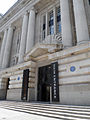 INNER LONDON'S EDUCATION SERVICE - Main Entrance County Hall South Bank London SE1 7PB.jpg
