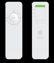 Ipod shuffle 1 поколение