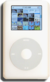 4th generation iPod With Color Display.